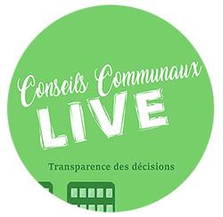 Conseils communaux Live