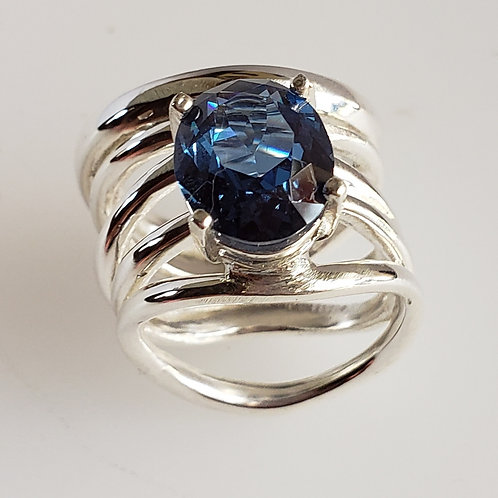 Wired London blue topaz