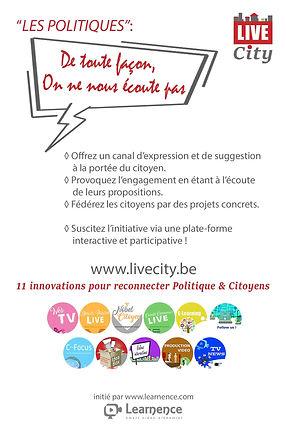 LiveCity - Idea Box
