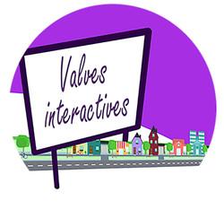 Valves interactives