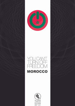 you cant turn off freedom morocco