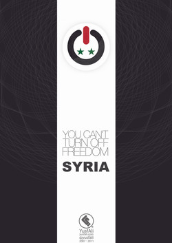 you cant turn off freedom syria