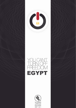 you cant turn off freedom egypt