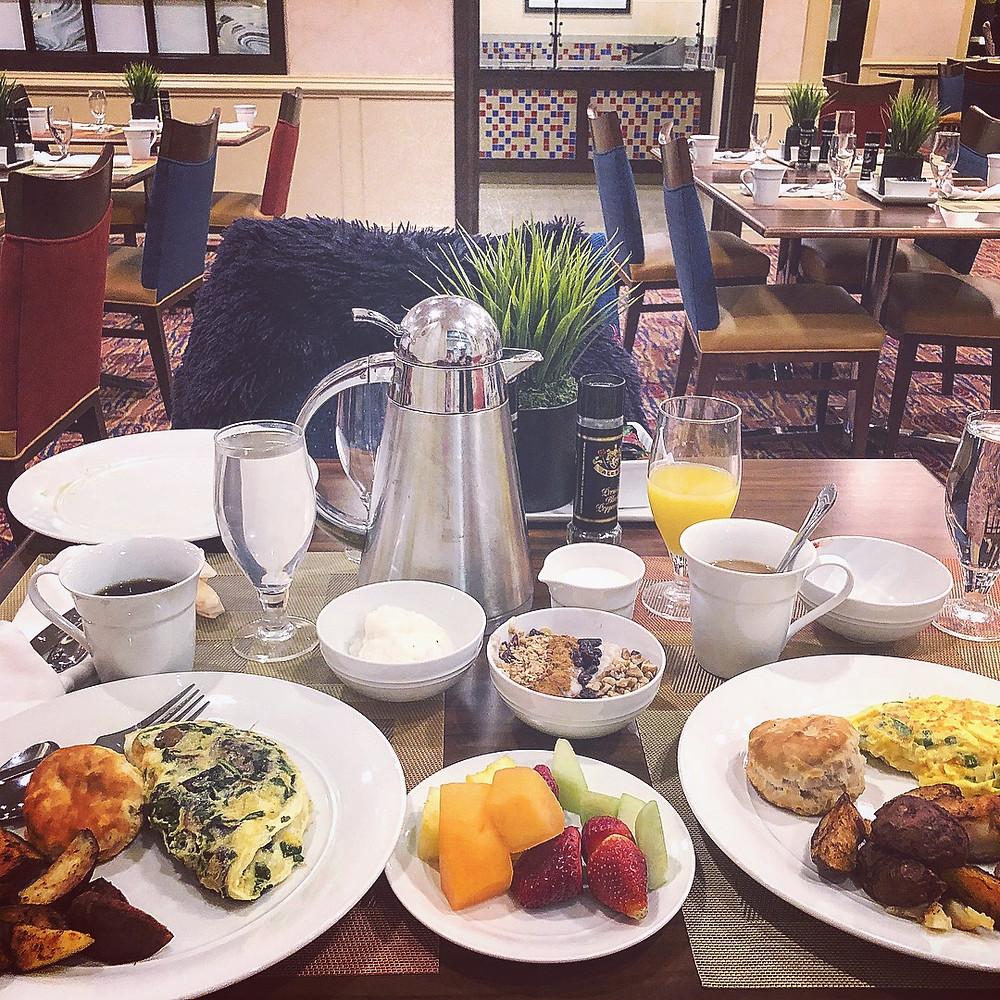 B2Be's: What I ate when I travelled to...