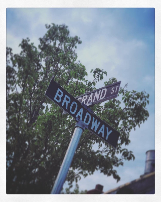 Living on Broadway is Grand!