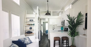 The Moss Bluff Tiny House