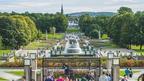 Hilsen fra Oslo - Vigelandsparken
