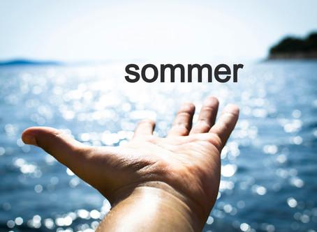 Ukas ord og uttrykk - sommerflørt