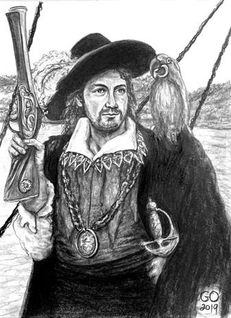 Laurens de Graaf with Henry V.jpg
