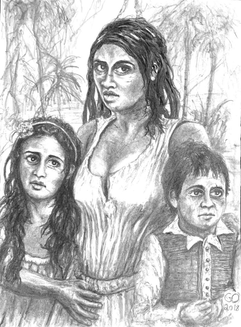 Antonia Rodriguez and her children.jpg