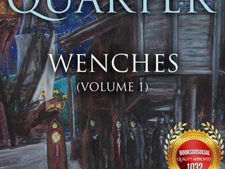 No Quarter: Dominium and Wenches Awarded Gold Quality Mark!