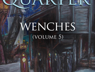 The Finale of Wenches has Arrived!