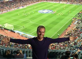 Full-backs and the Camp Nou