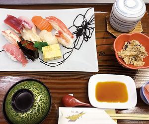生寿司・釜飯