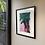 Thumbnail: Framed A3 Sunset Palms Fine Art Print