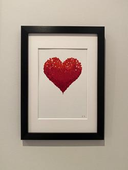 Framed a4 red heart 2.jpg