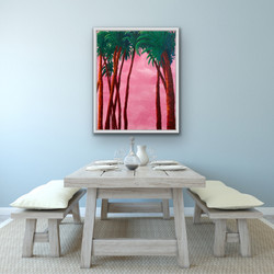 Palm Springs, 30x24 inches, £1,495