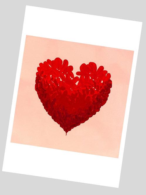 All Your Heart Vl Fine Art Print