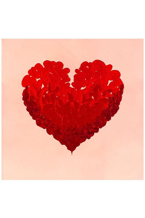 All Your Heart lll Fine Art Print