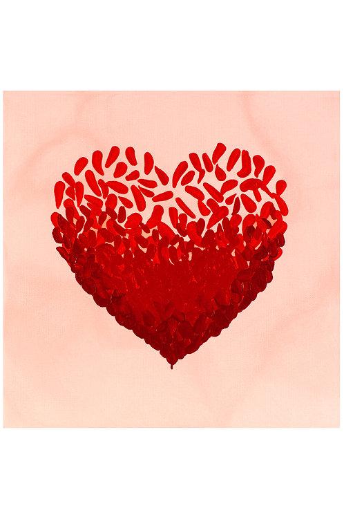 All Your Heart ll Fine Art Print