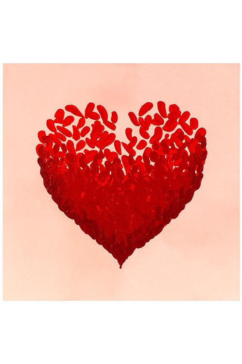 All Your Heart l Fine Art Print