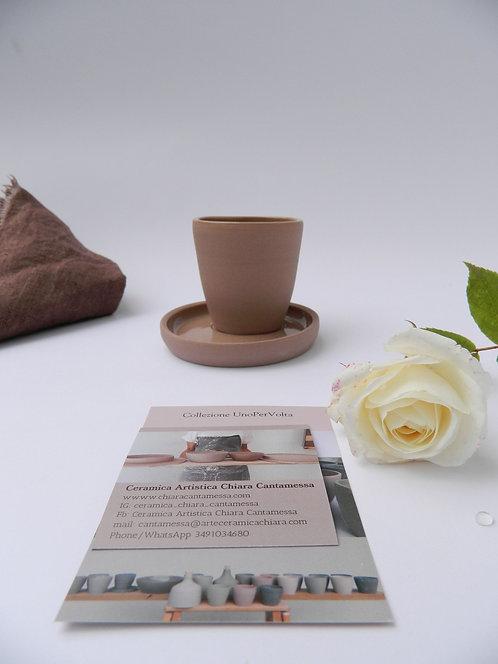 1 tazzina caffè (pre-ordine) collezione UnoPerVolta