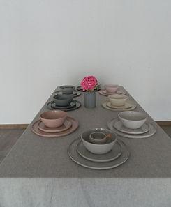 8 posti tavola