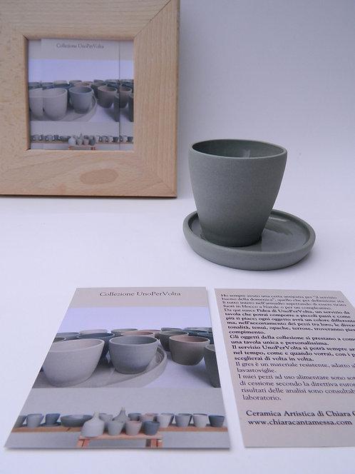 1 tazzina caffè collezione UnoPerVolta