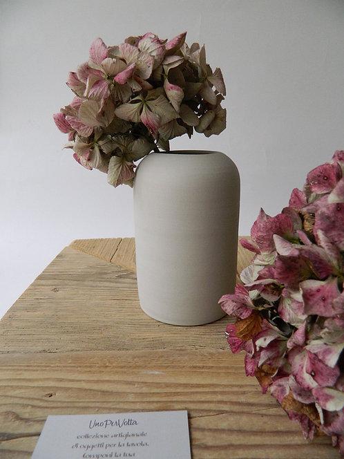 1 Vaso Ortensia collezione UnoPerVolta (pronta consegna)