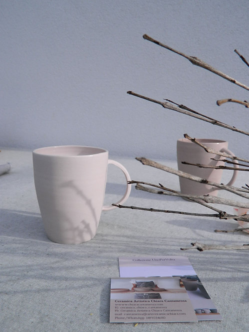 1 tazza mug collezione UnoPerVolta (pre-ordine)
