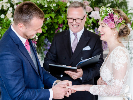 What's the difference between a wedding and a marriage?
