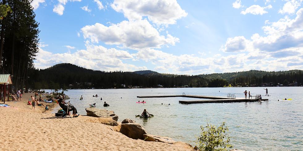 Weekend Resort Day Pass - September 6, 2021