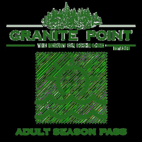 2021 Adult Season Pass