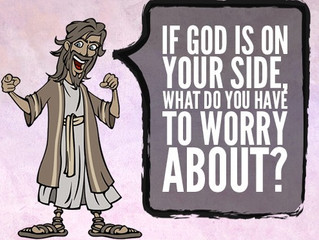Is God For You Or Against You?