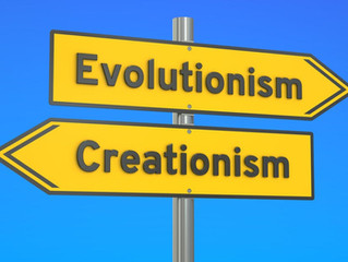 Creation or Evolution III?
