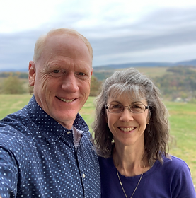 Paul & Pamela Kinley - Autumn 2020 Portr