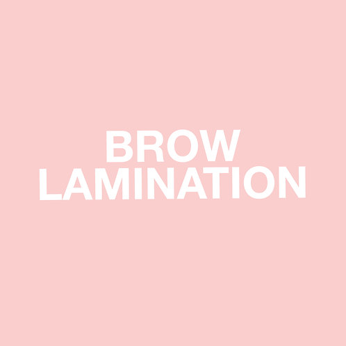 BROW LAMINATION WITH STYLE GIFT VOUCHER