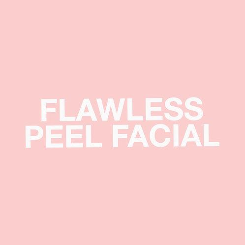 FLAWLESS PEEL FACIAL GIFT VOUCHER