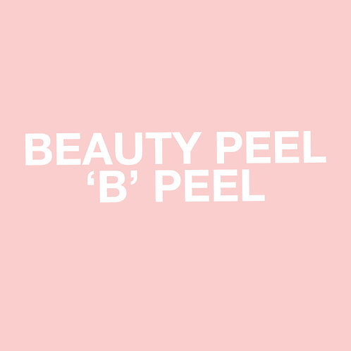 BEAUTY PEEL FACIAL GIFT VOUCHER