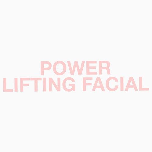 POWER LIFTING FACIAL GIFT VOUCHER