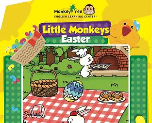 20311 Little Monkey - Unit 20 Easter (II