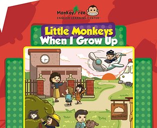 20312 Little Monkey - Unit 21 When I Gro