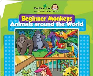 20361_Beginner Monkeys - unit 22 Animals
