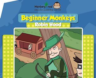 20360 Beginner Monkeys - Unit 21 Robin H