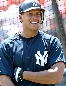 Alex Rodriguez - A Rod