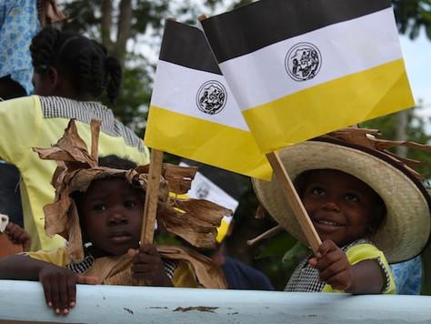 Garifuna Settlement Day - What I learned Over Thanksgiving