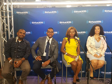 #UnidosWeRise Hispanic Heritage Month Discussion with SiriusXM