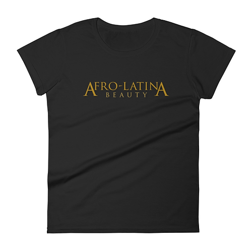 Afro-Latina Beauty T-Shirt