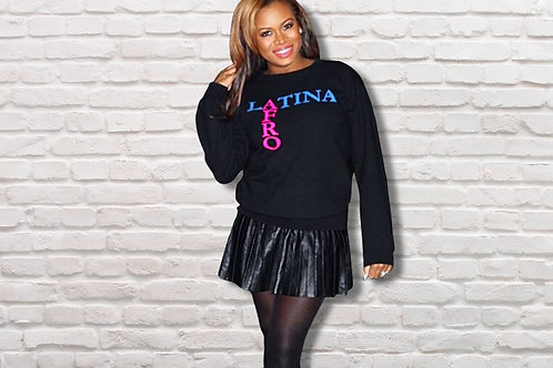 Afro-Latina Sweatshirt