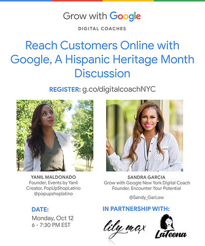 Reach Customers Online With Google - A H